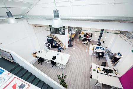 Madrid workshop spaces Lieu industriel Lekanto image 3