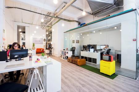 Madrid workshop spaces Lieu industriel Lekanto image 6