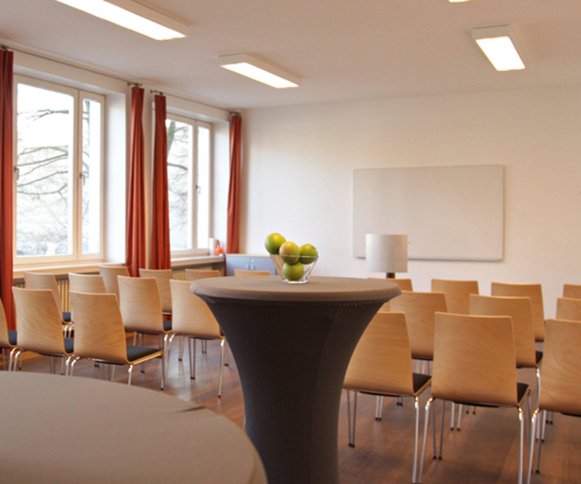 Berlin training rooms Meetingraum GLS Campus - Seminar Room 1 image 0