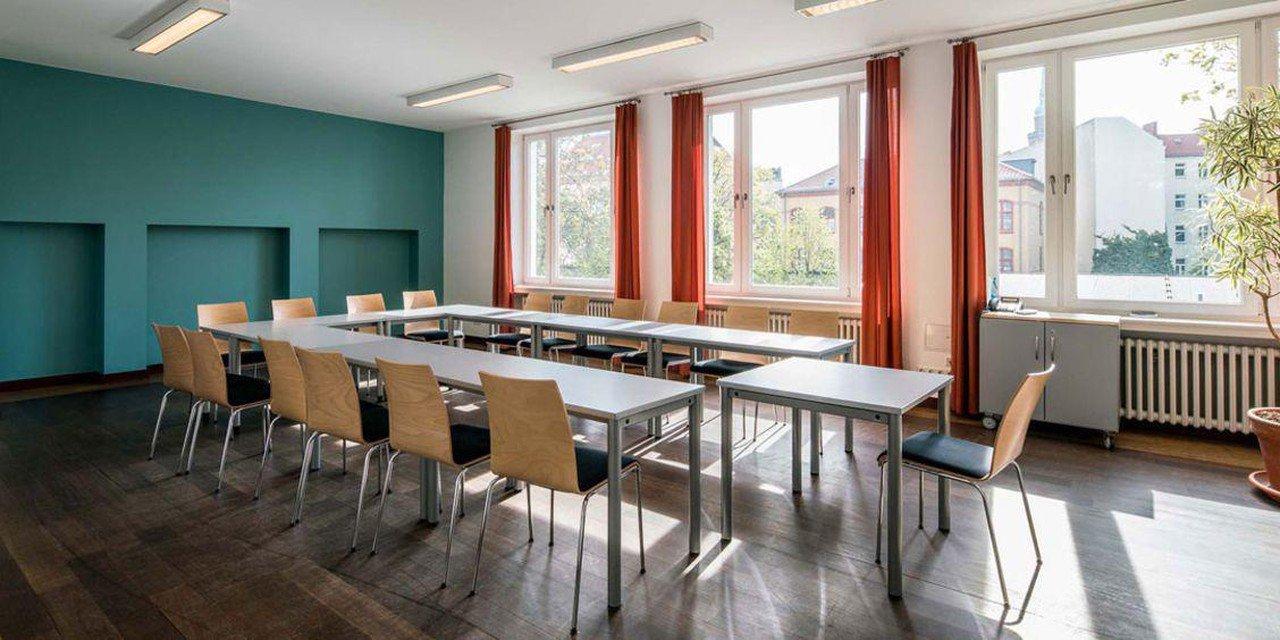 Berlin Schulungsräume Meetingraum GLS - Seminar Room 2 image 3