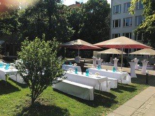 Berlin Schulungsräume Meetingraum GLS - Lounge image 7