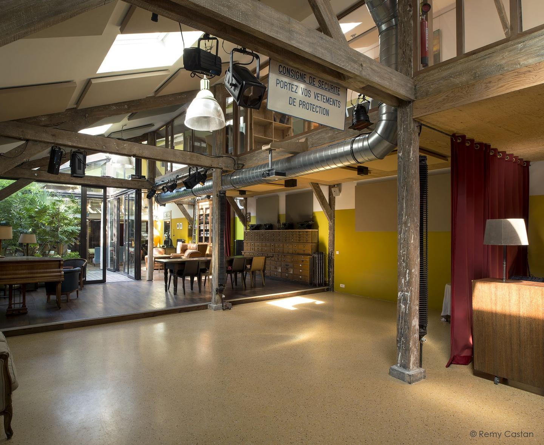 Paris corporate event venues Private residence La Charbonerie image 0