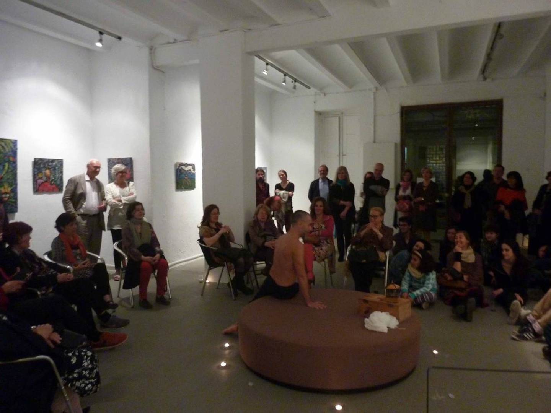 Rest der Welt workshop spaces Galerie Color Elefante image 0