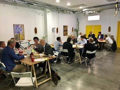Barcelone workshop spaces Espace de Coworking Unnatural Space image 0