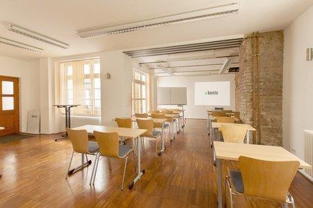Berlin workshop spaces Meetingraum kenicroom image 5