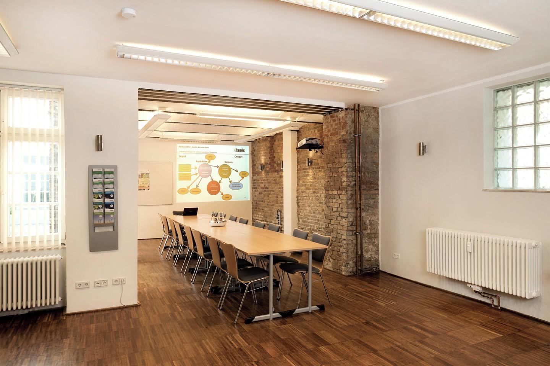 Berlin Trainingsräume Meeting room kenicroom seminar room image 7