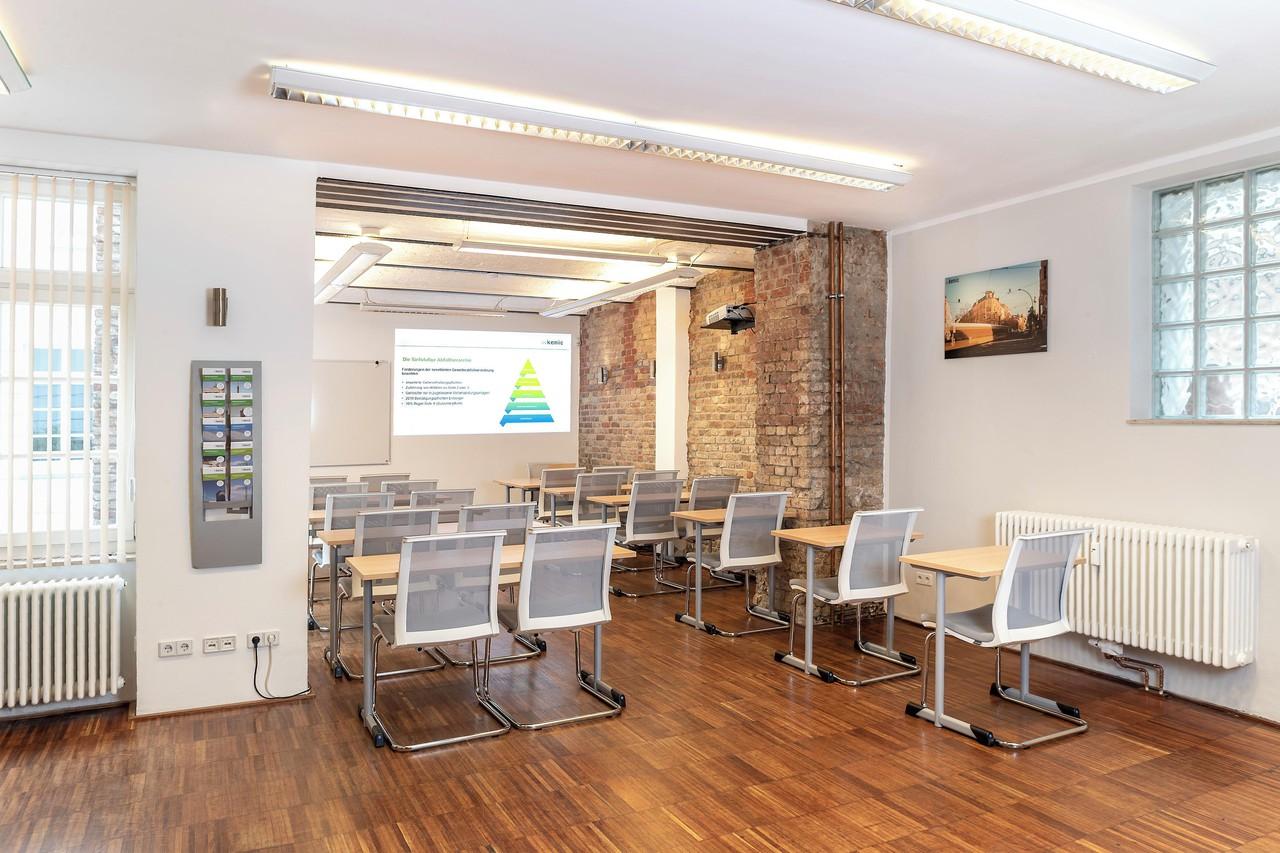 Berlin training rooms Meetingraum Seminarraum image 0