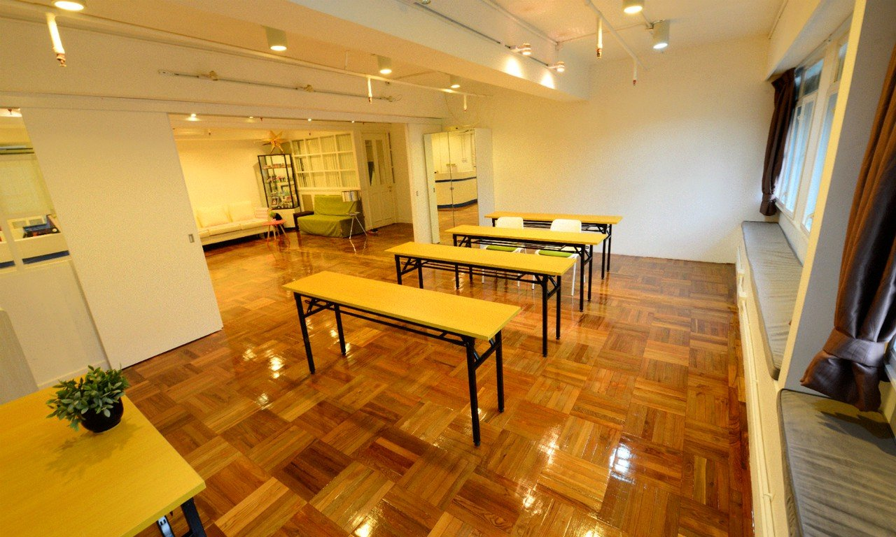 Hong Kong training rooms Meetingraum Alive Wellness image 0