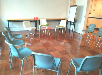 Hong Kong training rooms Salle de réunion Alive Wellness image 0