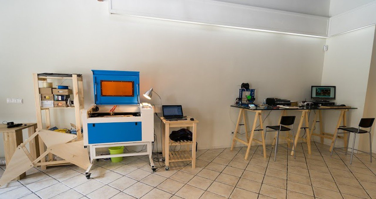 Rest der Welt workshop spaces Meetingraum Yo Makers - Makers Space image 0