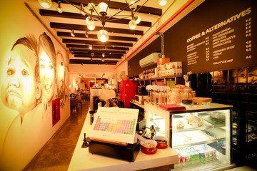 Autres villes workshop spaces Café Afterwit image 1