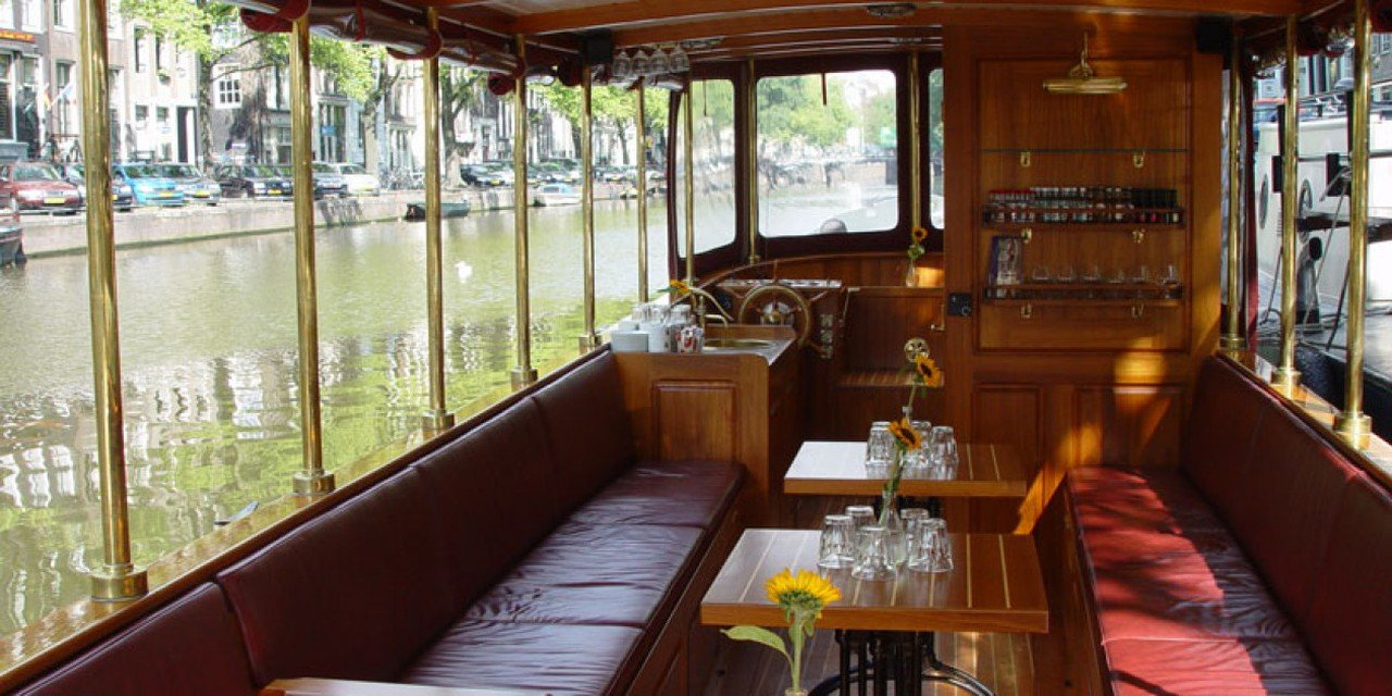 Amsterdam corporate event venues Boat Amsterdam Boat Center - Griffioen image 10
