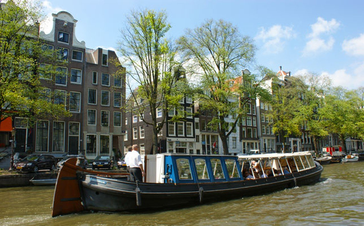 Amsterdam corporate event venues Boat Amsterdam Boat Center - The Jacob van Lennep image 0