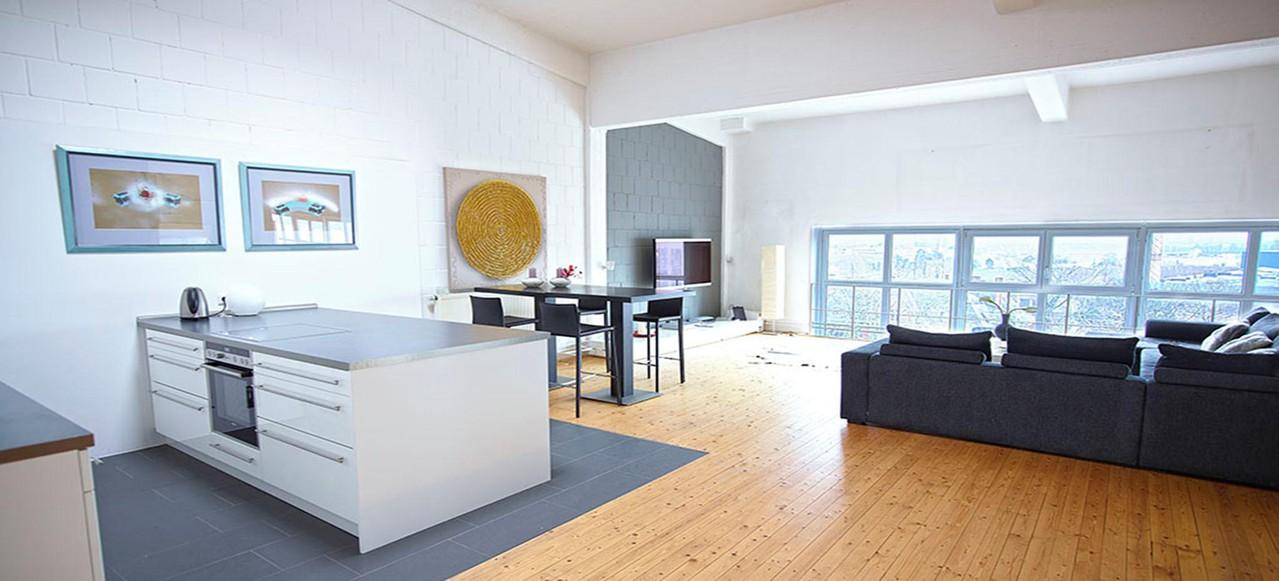 Düsseldorf workshop spaces Loft Loft mit New York image 0