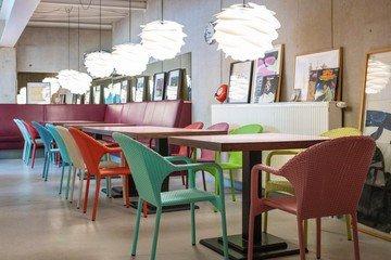 Hamburg Trainingsräume Cafe UNITED - Cafeteria image 1