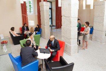 Madrid workshop spaces Salle de réunion Euroforum - Sala 3 image 10