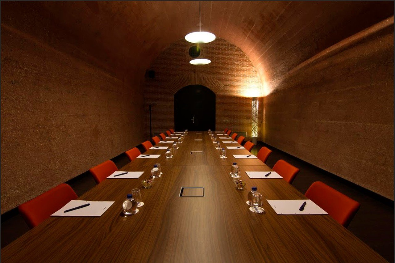 Madrid seminar rooms Meetingraum Euroforum - Sala 6 image 0