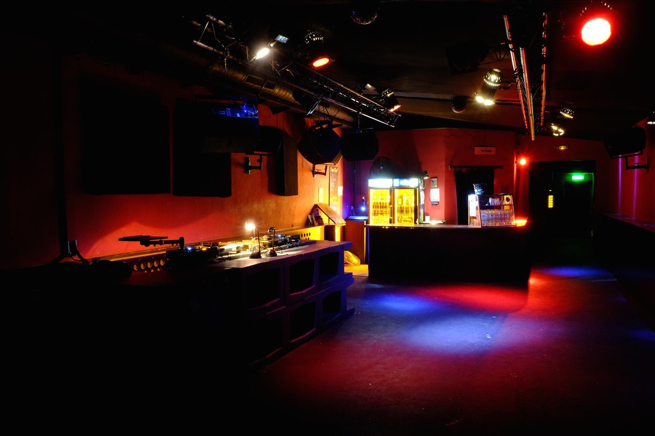 Frankfurt corporate event venues Club Tanzhaus West image 1