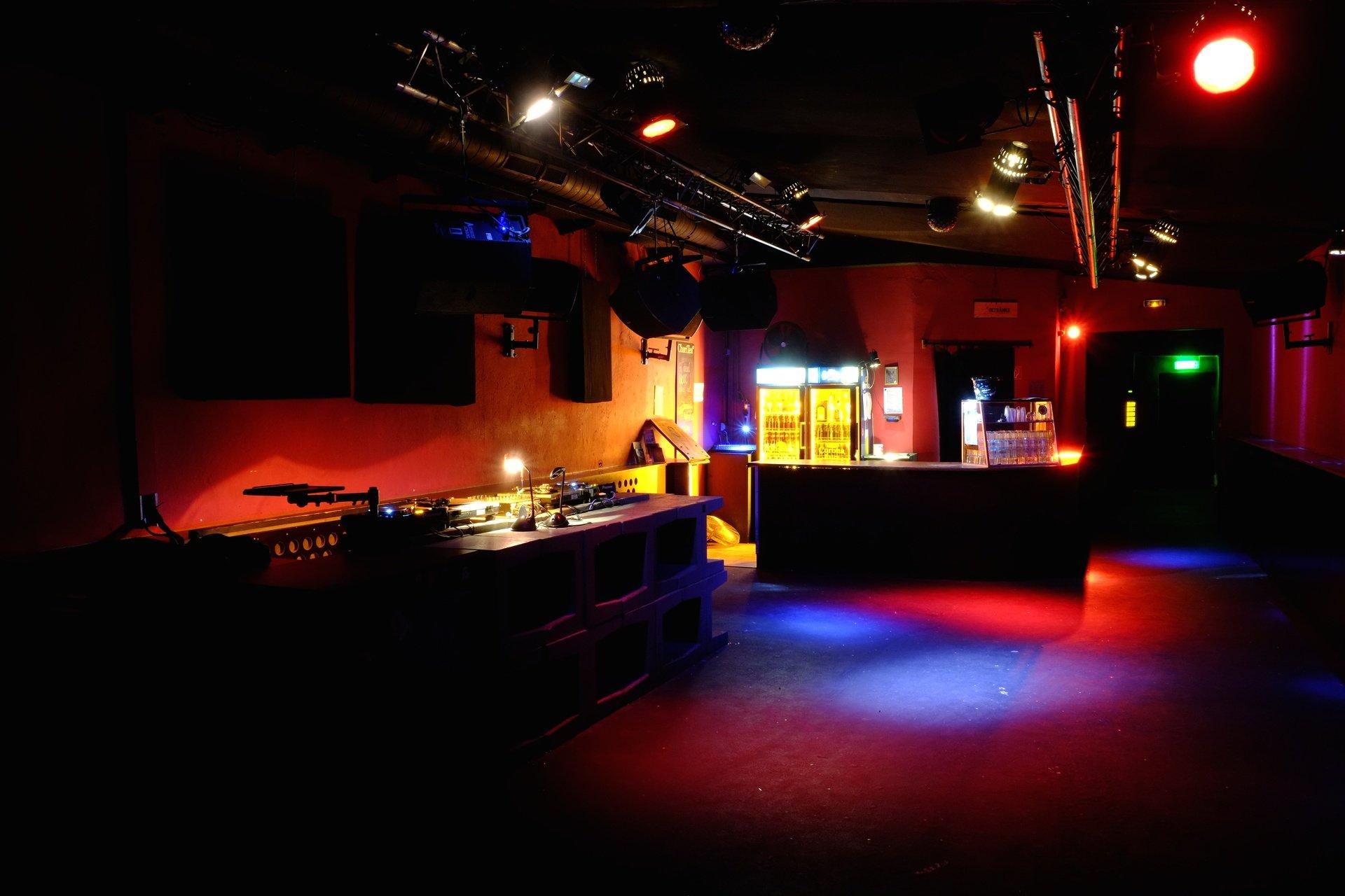 Frankfurt corporate event venues Club Tanzhaus West image 1