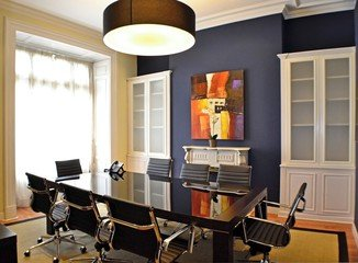 Madrid conference rooms Meeting room GSG Business Hub - Ritz Meeting Room image 0