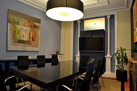 Madrid conference rooms Meeting room GSG Business Hub - Palace Meeting Room image 3