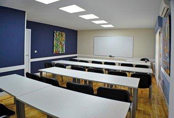 Madrid training rooms Meetingraum GSG Business Hub Retiro - Palacio de Cristal Meeting Room image 3