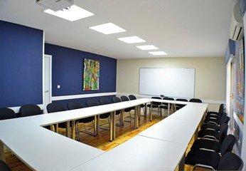 Madrid training rooms Meetingraum GSG Business Hub Retiro - Palacio de Cristal Meeting Room image 5