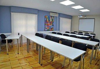 Madrid training rooms Meetingraum GSG Business Hub Retiro - Palacio de Cristal Meeting Room image 6