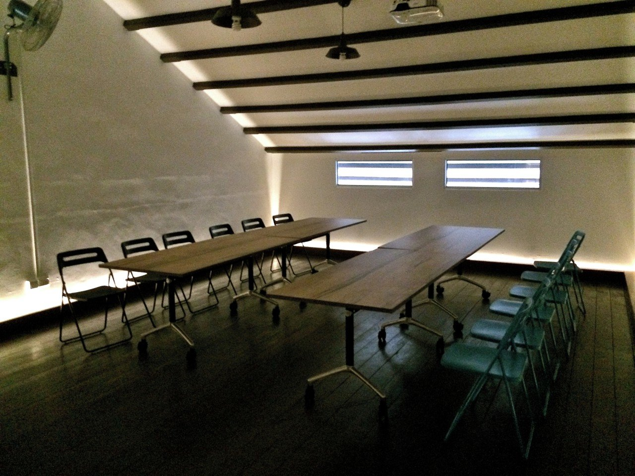 Rest der Welt conference rooms Coworking Space Keong Saik image 0