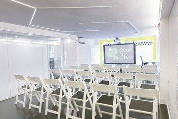 Barcelone training rooms Salle de réunion Start2bee Escorial Workshopspace image 1