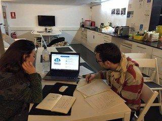 Barcelona conference rooms Meetingraum Start2bee Escorial Meetingroom image 1