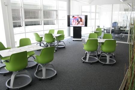 Berlin seminar rooms Meeting room  TÜV Rheinland Campus - Training Room image 3