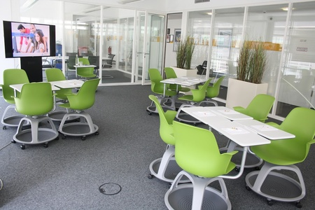 Berlin seminar rooms Meeting room  TÜV Rheinland Campus - Training Room image 4