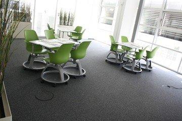 Berlin seminar rooms Meetingraum  TÜV Rheinland Campus - Training room image 5