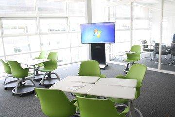 Berlin seminar rooms Meetingraum  TÜV Rheinland Campus - Training room image 1