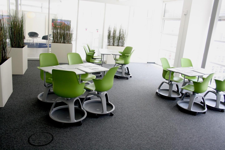 Berlin seminar rooms Meeting room  TÜV Rheinland Campus - Training Room image 2