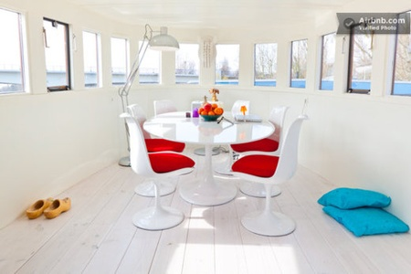 Amsterdam conference rooms Boat Houseboat Amsterdam Amstel image 0