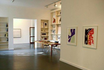 Berlin workshop spaces Galerie d'art Galerie Aurel Scheibler image 0