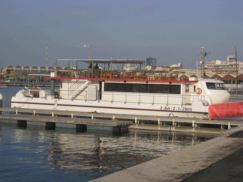 Rest der Welt corporate event venues Boot Dama de Valencia image 1