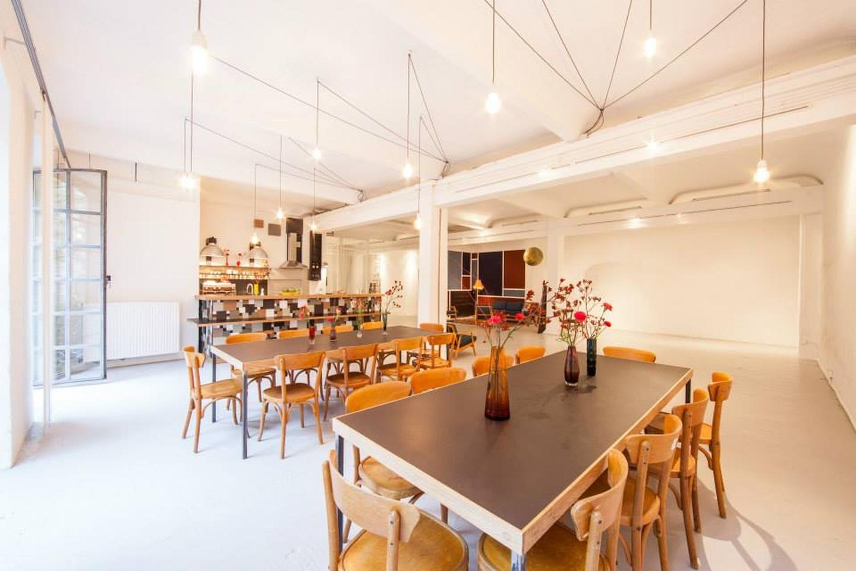 Hamburg workshop spaces Industriegebäude Juwelier Studio image 4