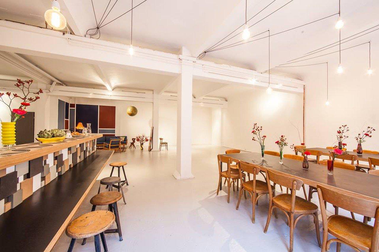 Hamburg training rooms Industriegebäude Loft image 0