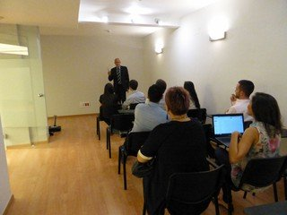 Barcelona training rooms Coworking space ImpulsBarcelona image 1
