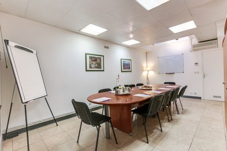 Paris Train station meeting rooms Meetingraum Buronetwork image 1