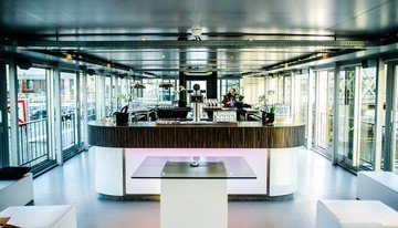Francfort corporate event venues Bateau Pure-liner image 14