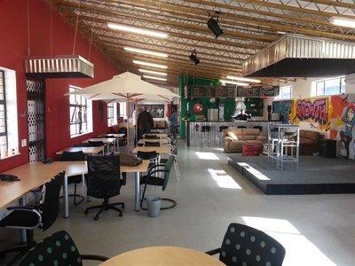 Le Cap seminar rooms Lieu Atypique Hubspace - Woodstock image 1