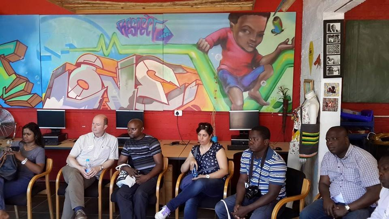 Le Cap workshop spaces Salle de réunion Hubspace - Philippi image 10