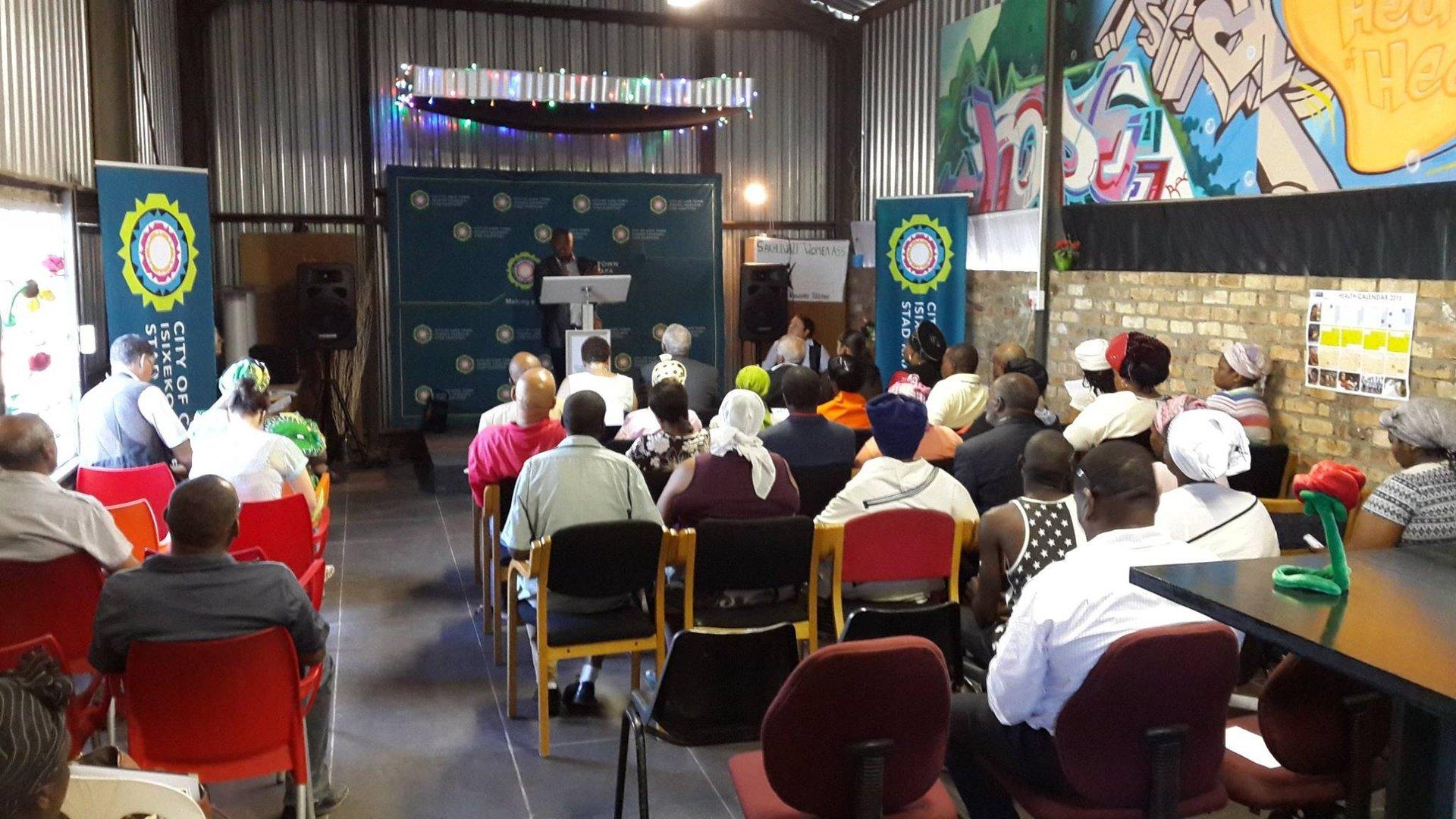 Le Cap workshop spaces Salle de réunion Hubspace - Philippi image 0