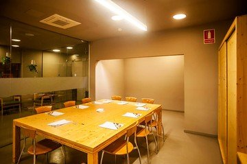 Barcelona Train station meeting rooms Meeting room CREC Coworking - Sala 3 image 10