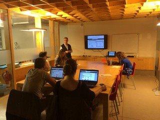 Barcelona training rooms Meeting room CREC Coworking - Sala 2  image 3