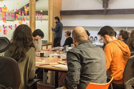 Barcelona training rooms Meetingraum CREC Coworking - Sala 1 image 6